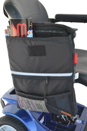 Extra Large Scooter Saddle Bag