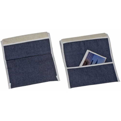 Fleece Arm Rest Pouches