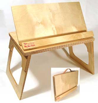 Folding Bed Desk