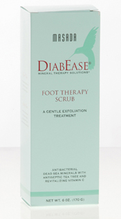 DiabEase Foot Therapy Scrub - Discontinued