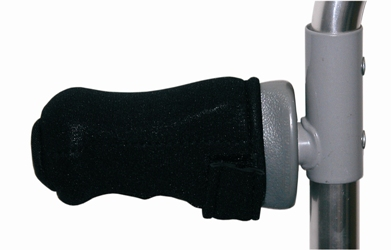 Gel ForeArm Crutch Handle Covers