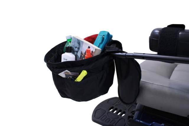 Front Armrest Bag For Wheelchairs