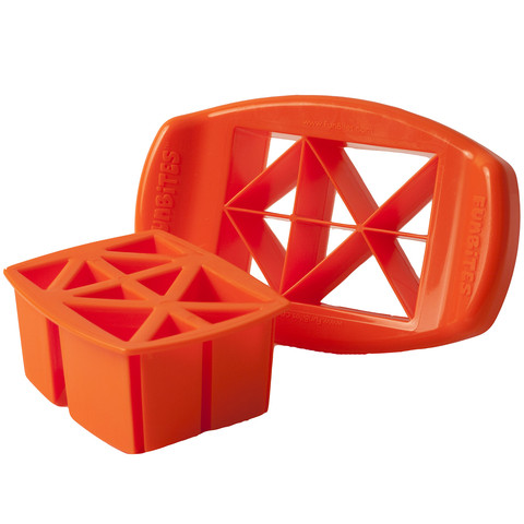 Fun Bites Triangle Food Cutter