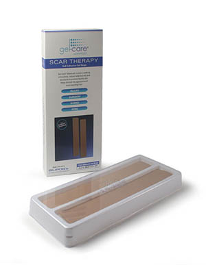 Gel-Care Advanced Self-Adhesive Scar Management Strips