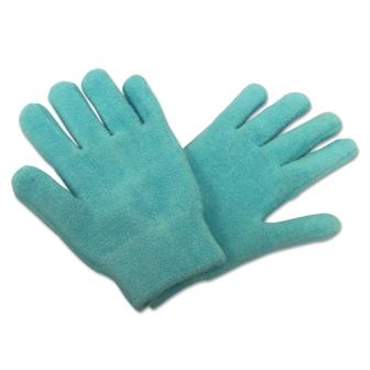 Silipos Moisturizing Gel Terry Cloth Gloves