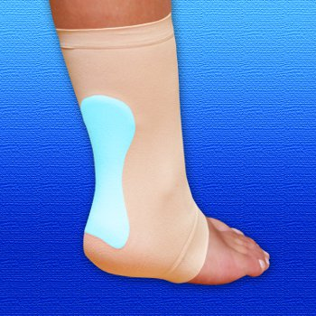 Silipos Achilles Heel Sleeve