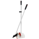 Good Grips Broom and Long Handle Dustpan Set