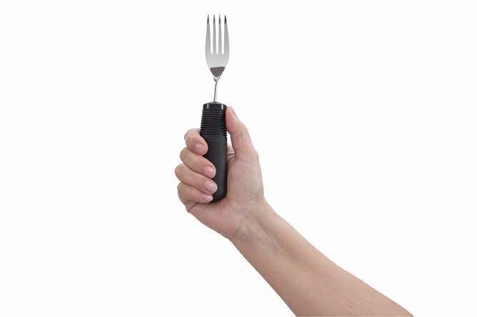 Good Grips Weighted Fork