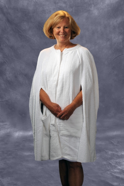 Granny Jo Bath Cape