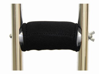 Gel Ovations Crutch Handle Covers