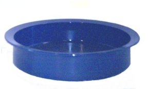 High Sided Dish with Rim
