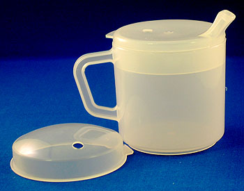 Independence Single Handle Cup with Lids