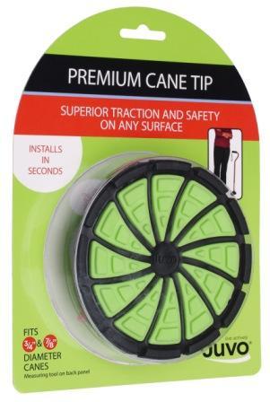 Juvo Premium Standing Cane Tip
