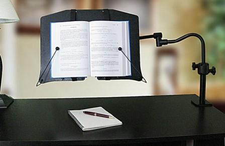 LEVO Desk Bookholder book stand