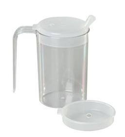Independence Long Handle Clear Mug