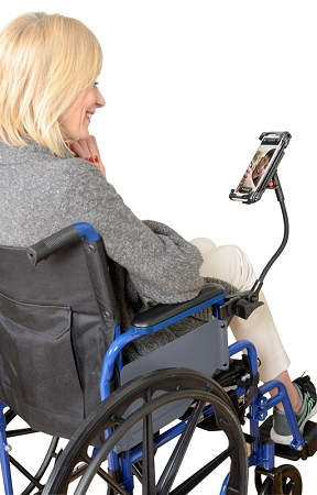 Delta-XL-Smartphone-Holder-with-Flexible-Arm