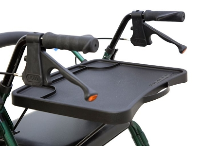 Practitray Rollator Tray Folding Tray For Rollator Walkers