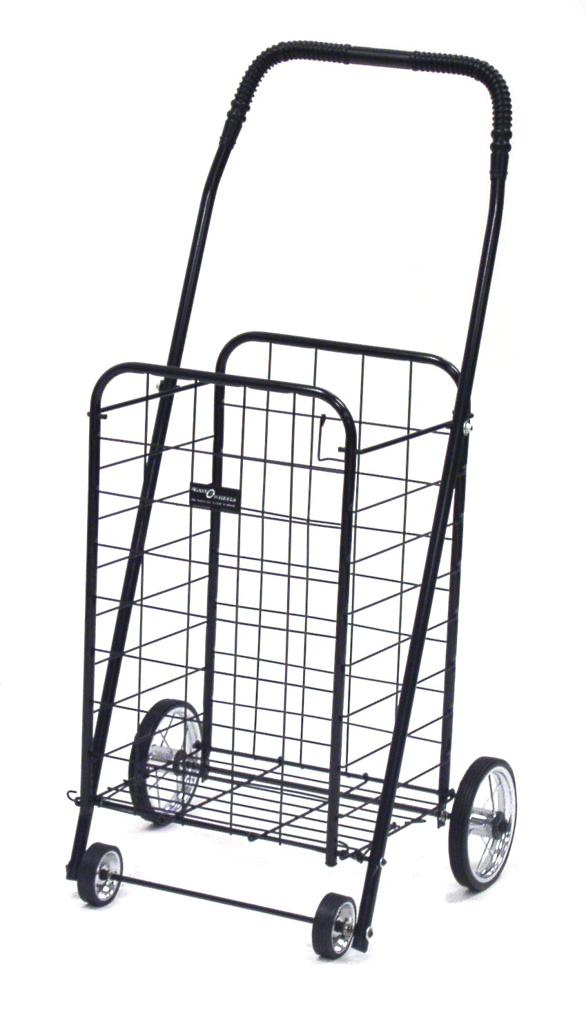 Mini Shopping Cart :: folding shopping basket