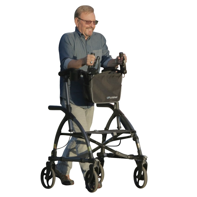 Adapted Walkers and Rollators