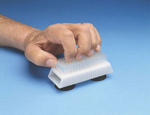 Mounted Scrub Brush