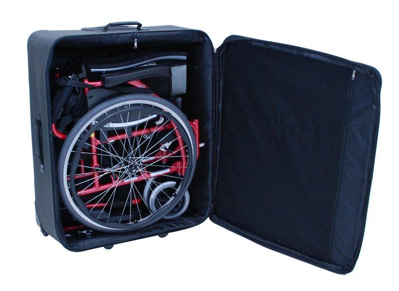 Wheelchair Travel Case Durable Lightweight Travel Bag