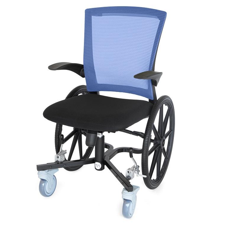 FLUX Dart Slim Daily Living Wheelchair