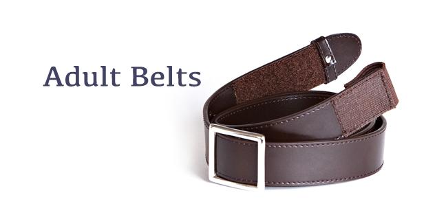 Myself Belts Adult Belts