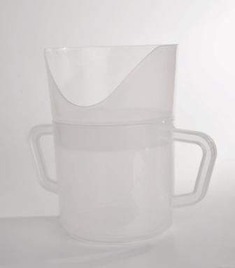 Independence Nosey Cup with Handles