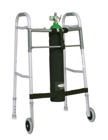E Size Oxygen Tank Holder for Walkers