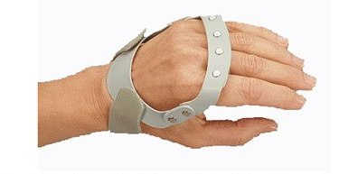 3pp Polycentric Hinged Ulnar Deviation Splint Left Hand