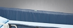 Posey Deluxe Guard Rails Pads 60 inch