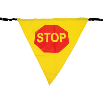 Safe-T Mate Adjustable Stop Sign Banner