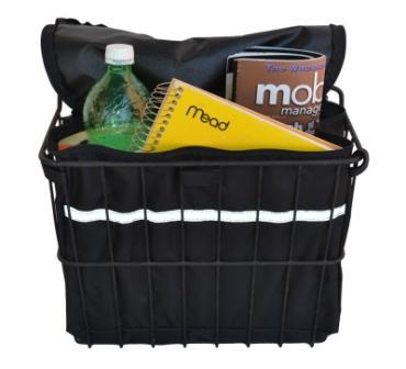 Scooter Basket Liner Bag