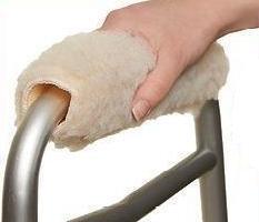 Hermell Sherpa Walker Hand Grips