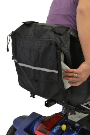 Wheelchair Side Access Bag