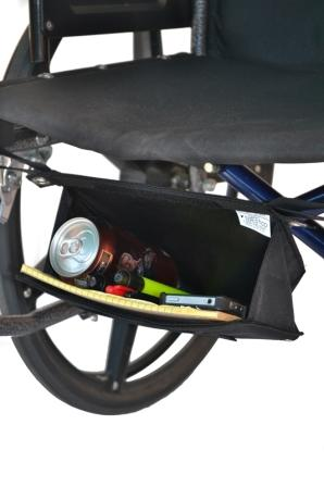 Small Glove Box Wheelchair Underseat Storage Bag For