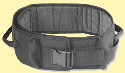 Small Safety Sure Padded Belt