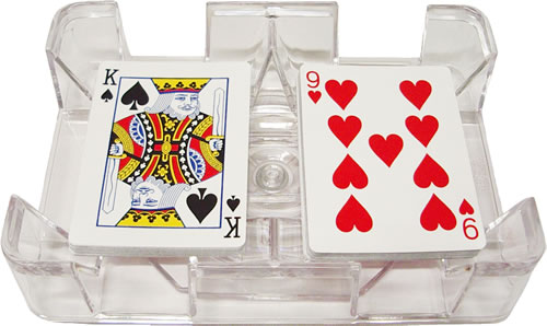 Standard Playing Card Tray - Discontinued