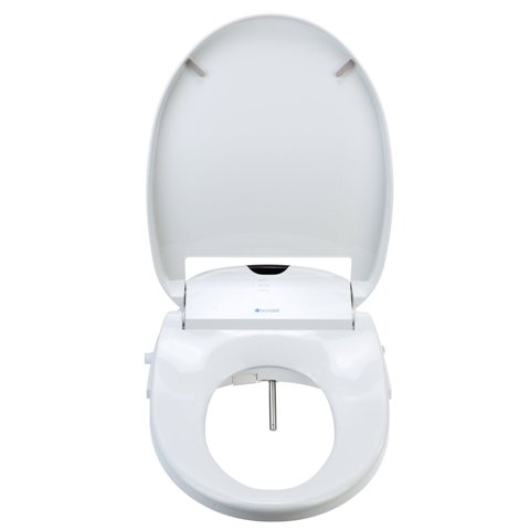 Swash 1000 White Round Toilet Seat - Discontinued