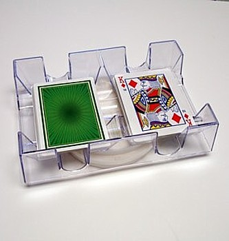 Swivel Playing Card Tray