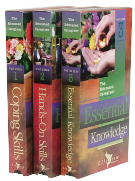 The Educated Caregiver DVD Video Series