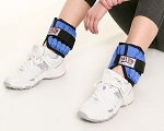 All-Pro Adjustable 2.5-lb Pair Ankle Weights