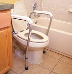 Essential Toilet Safety Rails
