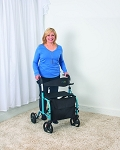 Juvo Mobi Rollator Transport Chair