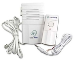 Sonic Alert Wireless Doorbell and Telephone Signaler