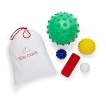 Active Minds Massage Balls Multi-Pack
