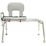 Bariatric Long Sliding Bath Transfer Bench