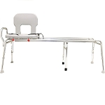 Long Toilet to Tub Sliding Transfer Bench