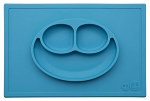 Happy Mat Non Slip Divided Plate