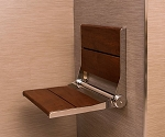Invisia SerenaSeat 26 inch Fold Away Shower Seat